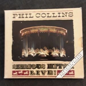 Phil Collins Serious Hits Live! CD